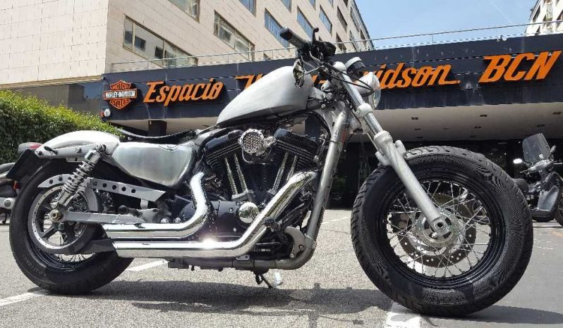 Shade – Sportster Forty Eight 2011