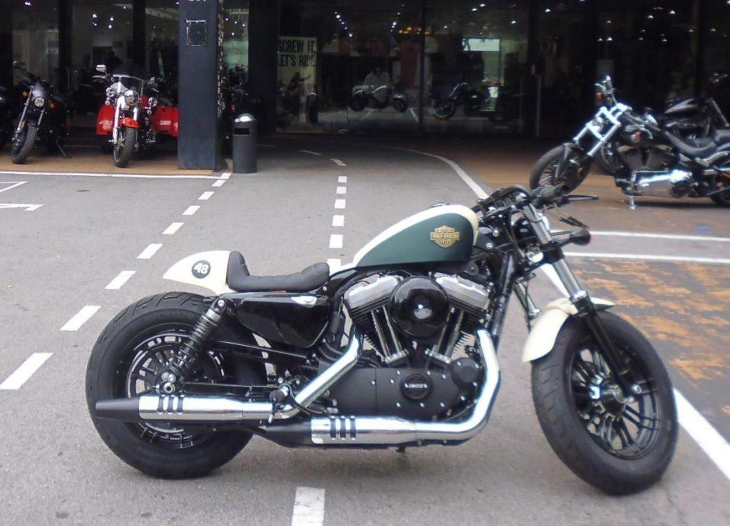 Customization - Espacio Harley-Davidson Barcelona