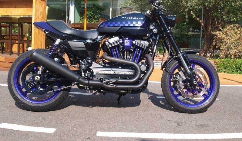 Purple Race – Sportster XR1200 2009